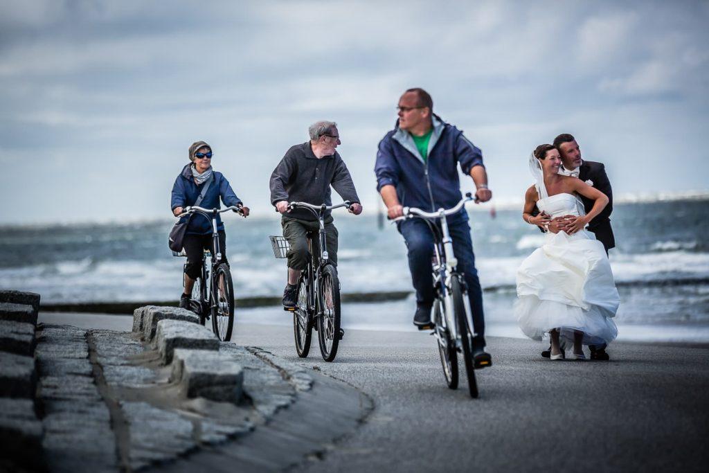 Hochzeitsfotos auf der Nordsee-Insel