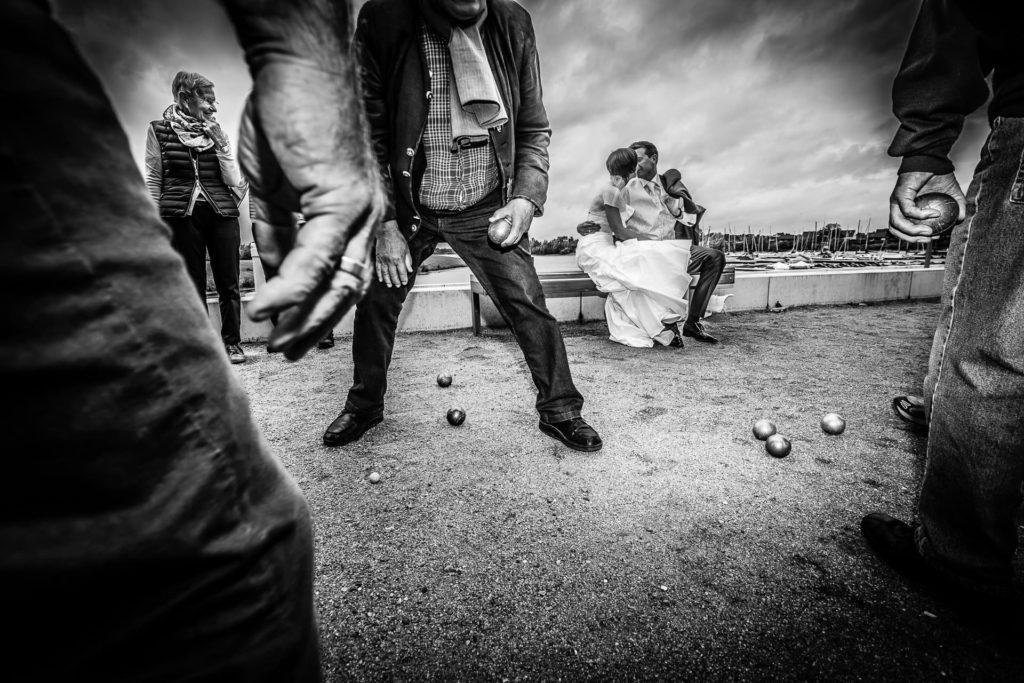 Mitten im Leben - Fotoreportage am Hochzeitstag von Fotograf Axel Breuer
