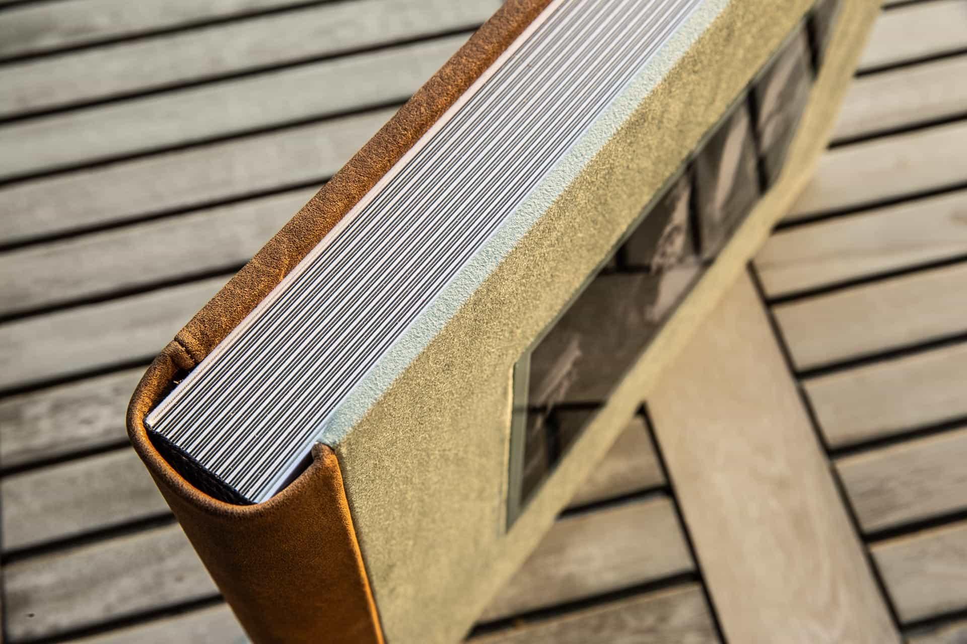 Hochwertigste Fotobücher aus italienischer Produktion - handgearbeitet, edel, wunderschön